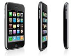 Side view of the iPhone 3GS from different angles