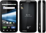 Front, back and both side views of Motorola Atrix 4G